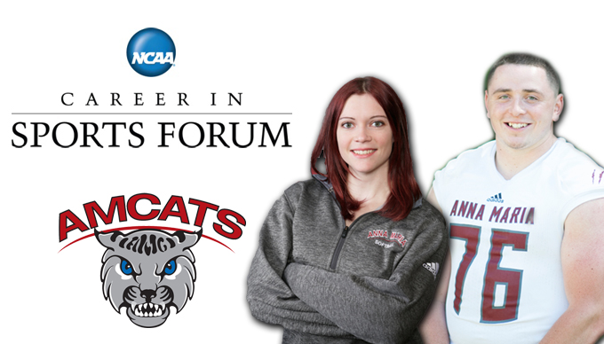 Grey, Jackson Invited to NCAA Career in Sports Forum