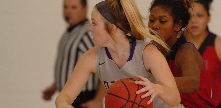 Women's Basketball Nets ASC-Opening Win