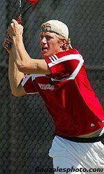 Men's Tennis Closes Regular Season