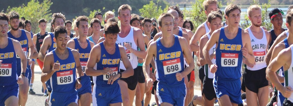 Gauchos Sweep Top Two Spots in Both Races at Home Meet