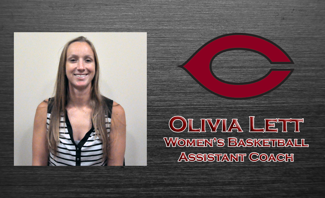 Olivia Lett named Assistant Women's Basketball Coach