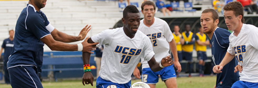 No. 7 UCSB Drops Big West Opener to UC Riverside, 3-1