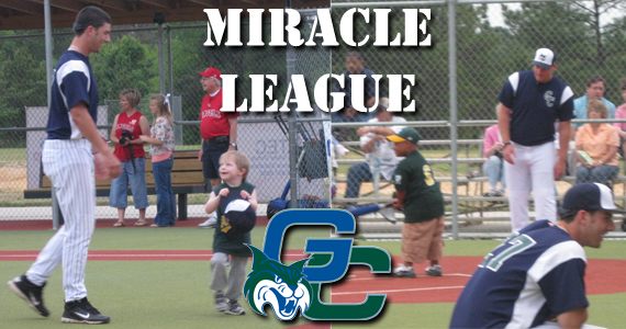GC Baseball, Gamma Sigma Sigma to Host Miracle League Day Sunday