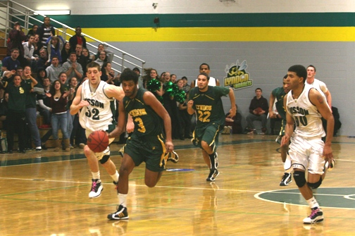 Buzzer-beater Lifts Johnson Over Lyndon
