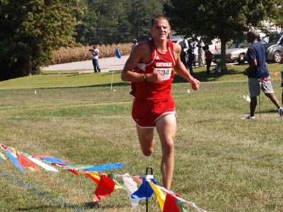 Puskar leads men as CUA finishes season in Tennessee