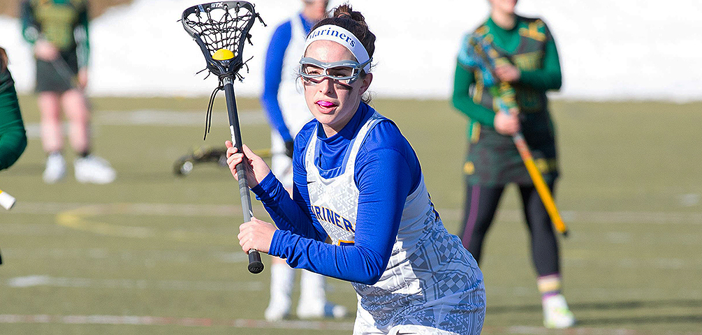 Women's Lacrosse Falls in Season Finale to Wheelock