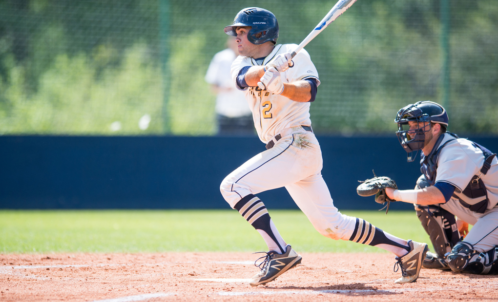 Nick Chambers Named to Academic All-District Baseball Team