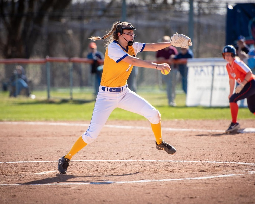 SB: No-Hitter By Maiolo Helps Wildcats Take Two From Morrisville.