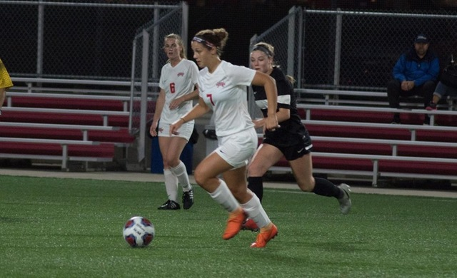 Malloy Scores Two in 3-0 Win Over Edgewood