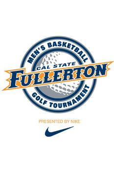 Men's Basketball Golf Tournament Logo