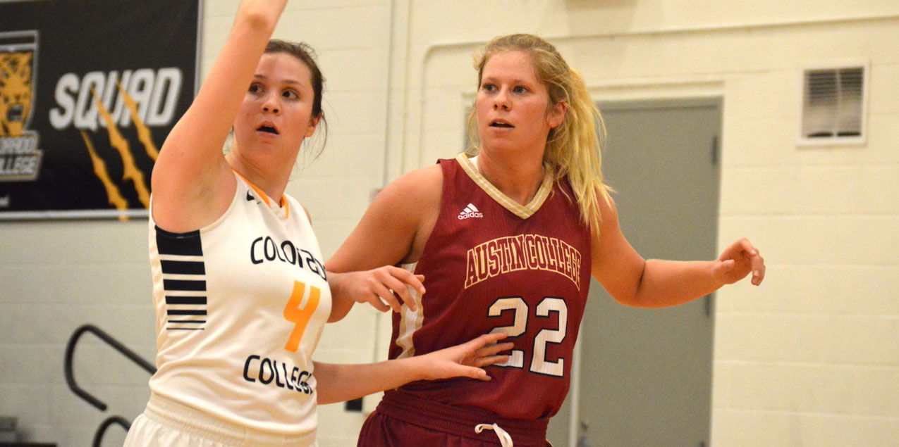 Austin College's Frank Named Second Team Preseason All-America