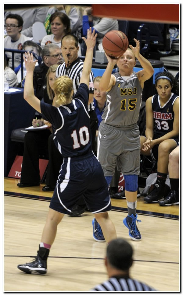 Mount women's basketball team falls in road game at Defiance College