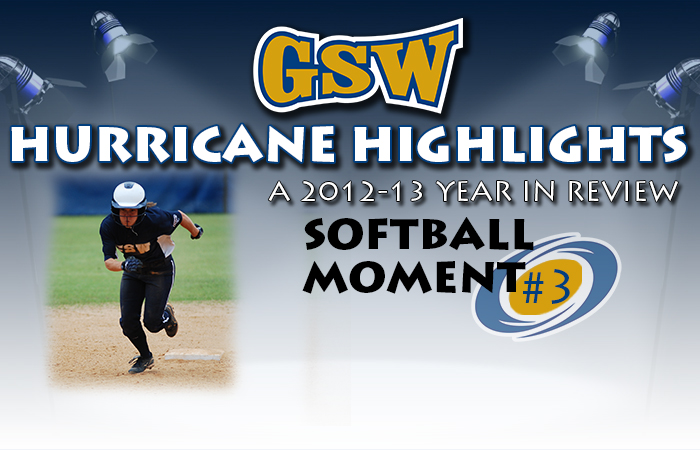 GSW Softball Hurricane Highlight #3: A Pair of Top 15 Victories