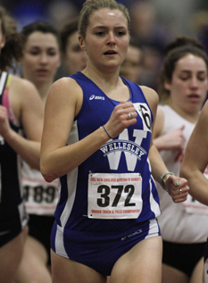 Boots Earns Sixth All-America Honor at NCAA Indoor Championships