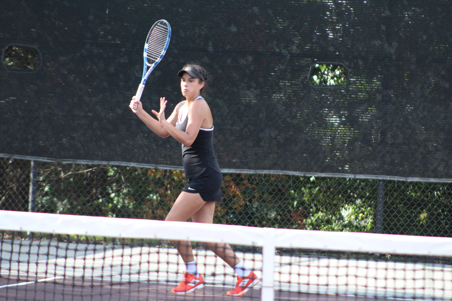 Women's Tennis Clinches Second Straight CACC Tournament Berth
