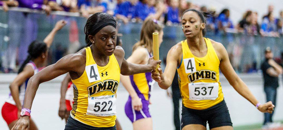 Track and Field Finishes Weekend on High Note