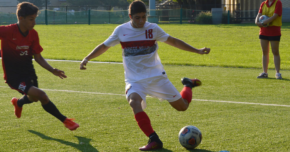 Tartans Drop First Game of Year, 2-1, at Grove City
