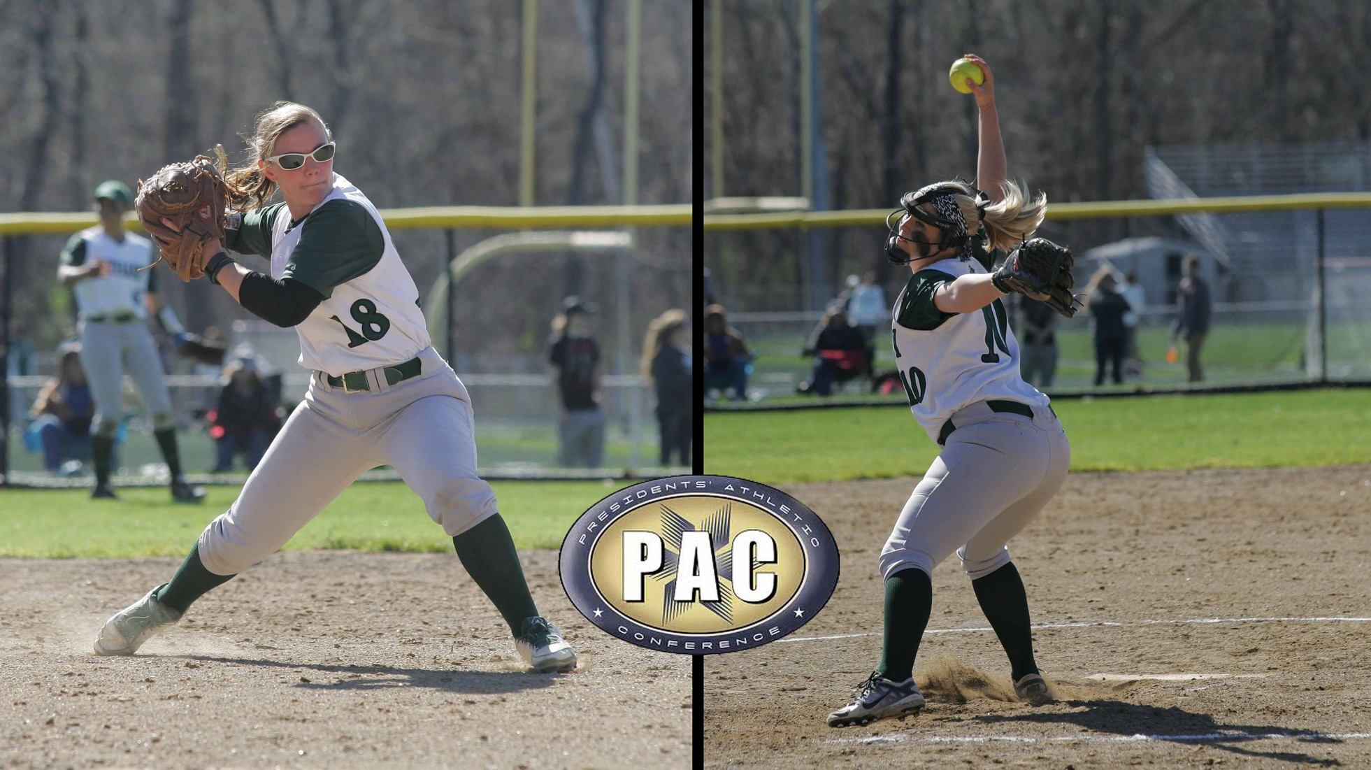 Bison sweep weekly PAC awards