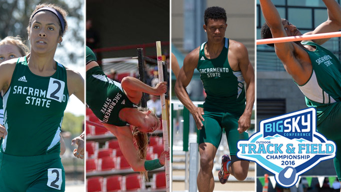 T&F WINS FOUR INDIVIDUAL TITLES DURING DAY 4 OF BIG SKY OUTDOORS