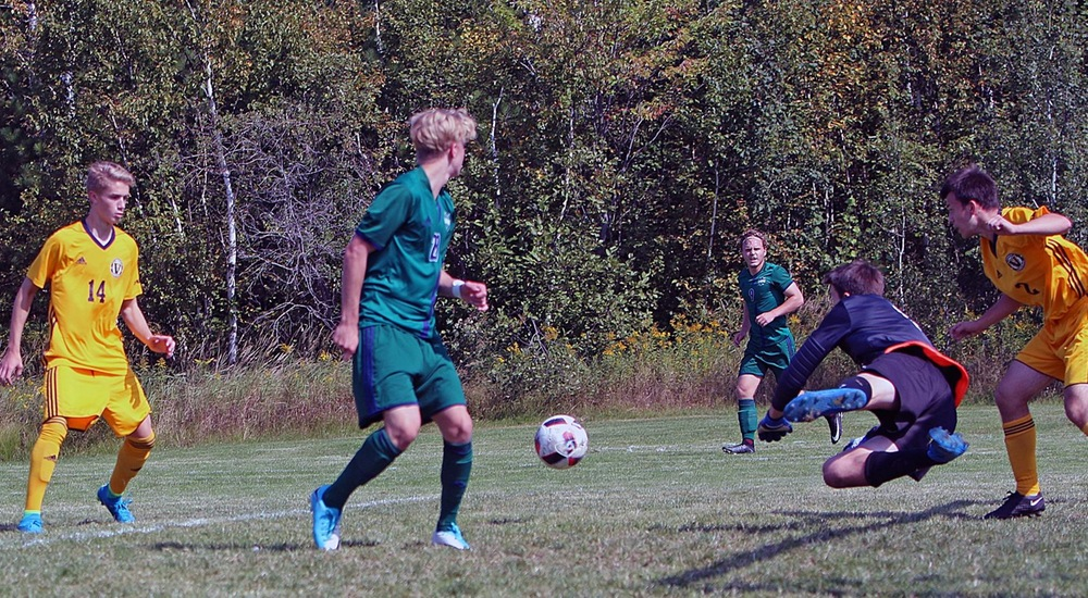 MSOC | Voyageurs Lose Heartbreaker in 2OT