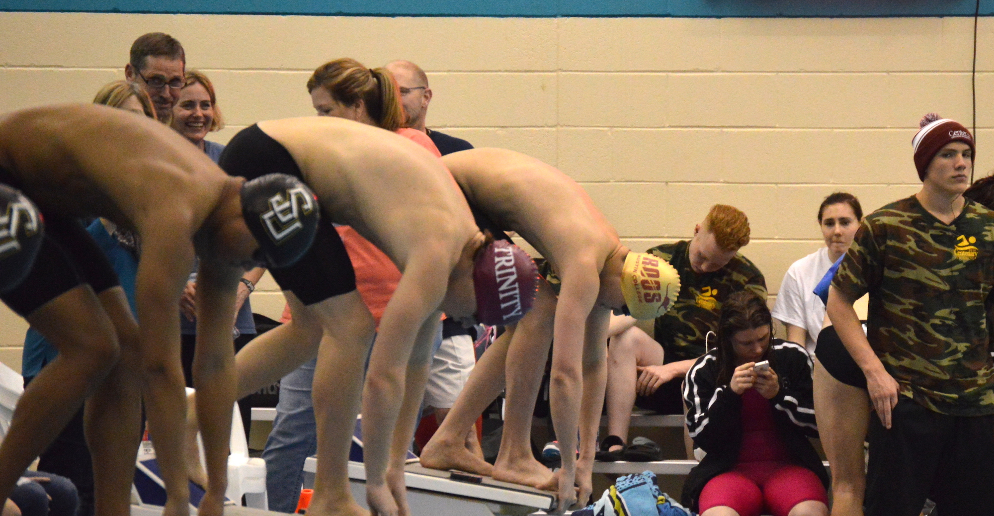 Program Records Fall on Day Two of SCAC Swim Championships