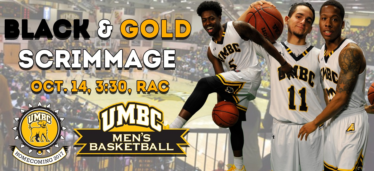 Men's Basketball to Host Black-and-Gold Scrimmage on Homecoming Weekend