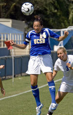 Gauchos Dominate Gonzaga But Lose Third Straight, 1-0