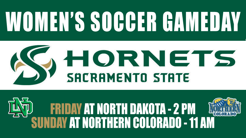 Women's soccer opens Big Sky Conference play on the road this weekend.