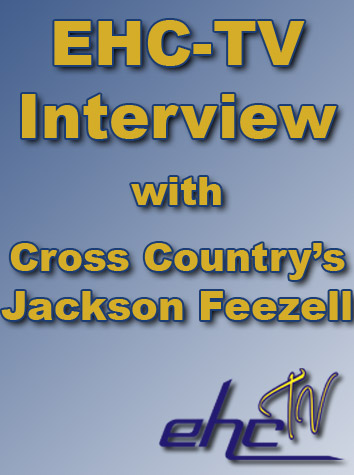 EHC-TV Interview with Cross Country Junior Jackson Feezell