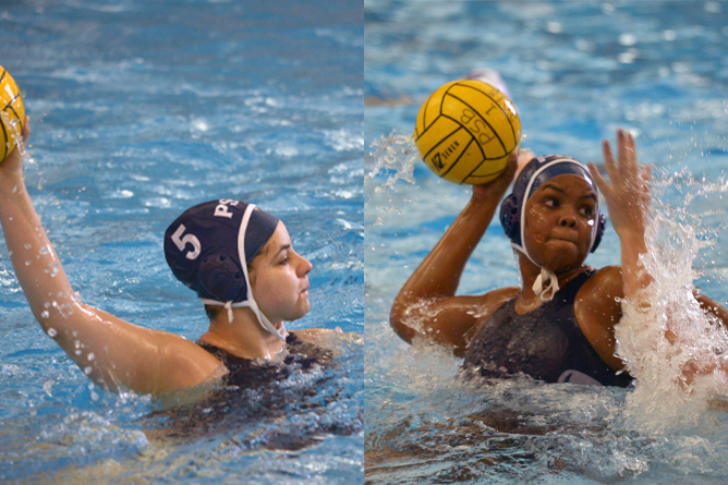 Wood and McClure Named to CWPA All-East Team