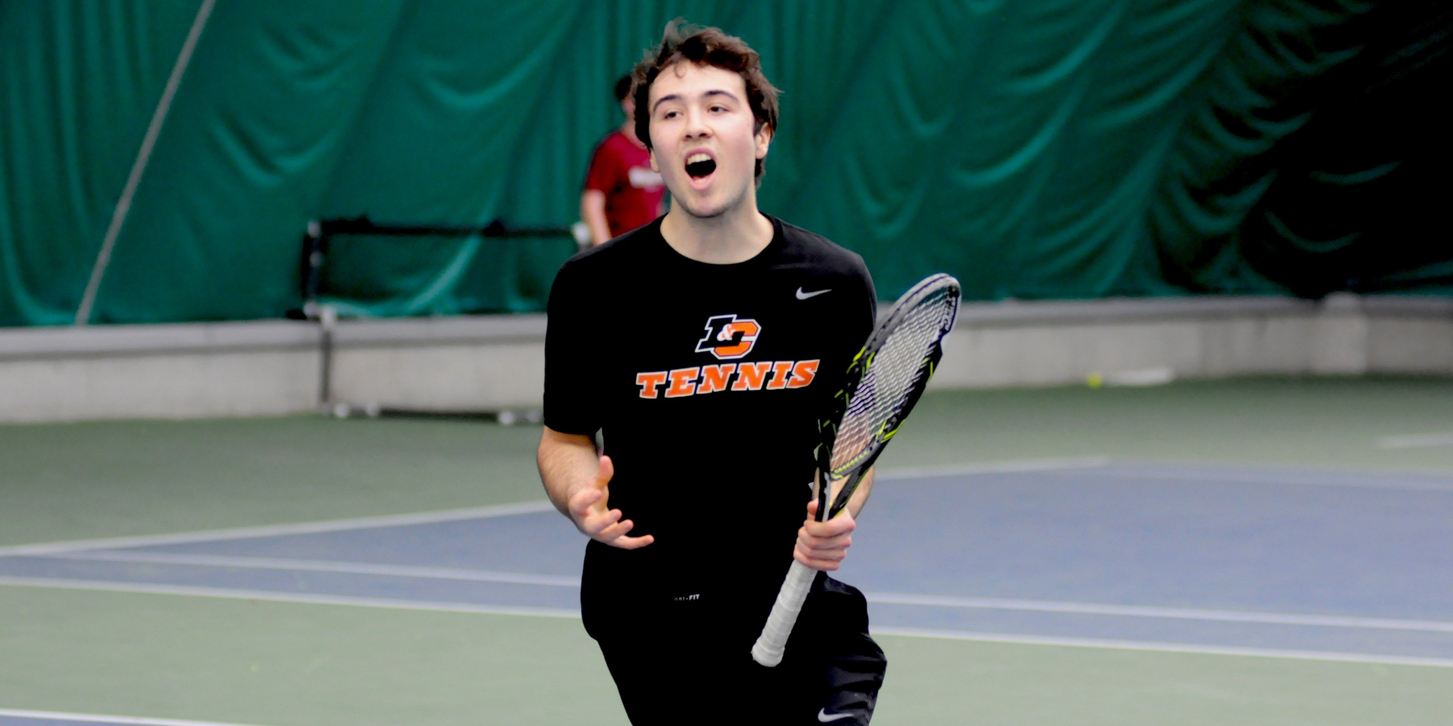 No. 32 Pios control road dual at Linfield