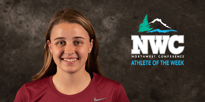 Gena Main (Jr., F, San Francisco, CA/Gateway HS/Bryn Mawr College)