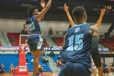 COUGARS' CINDERELLA SEASON ENDS IN SWEET SIXTEEN