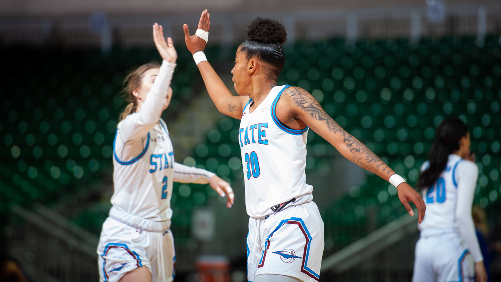 This Week in WAC Women's Basketball - March 19