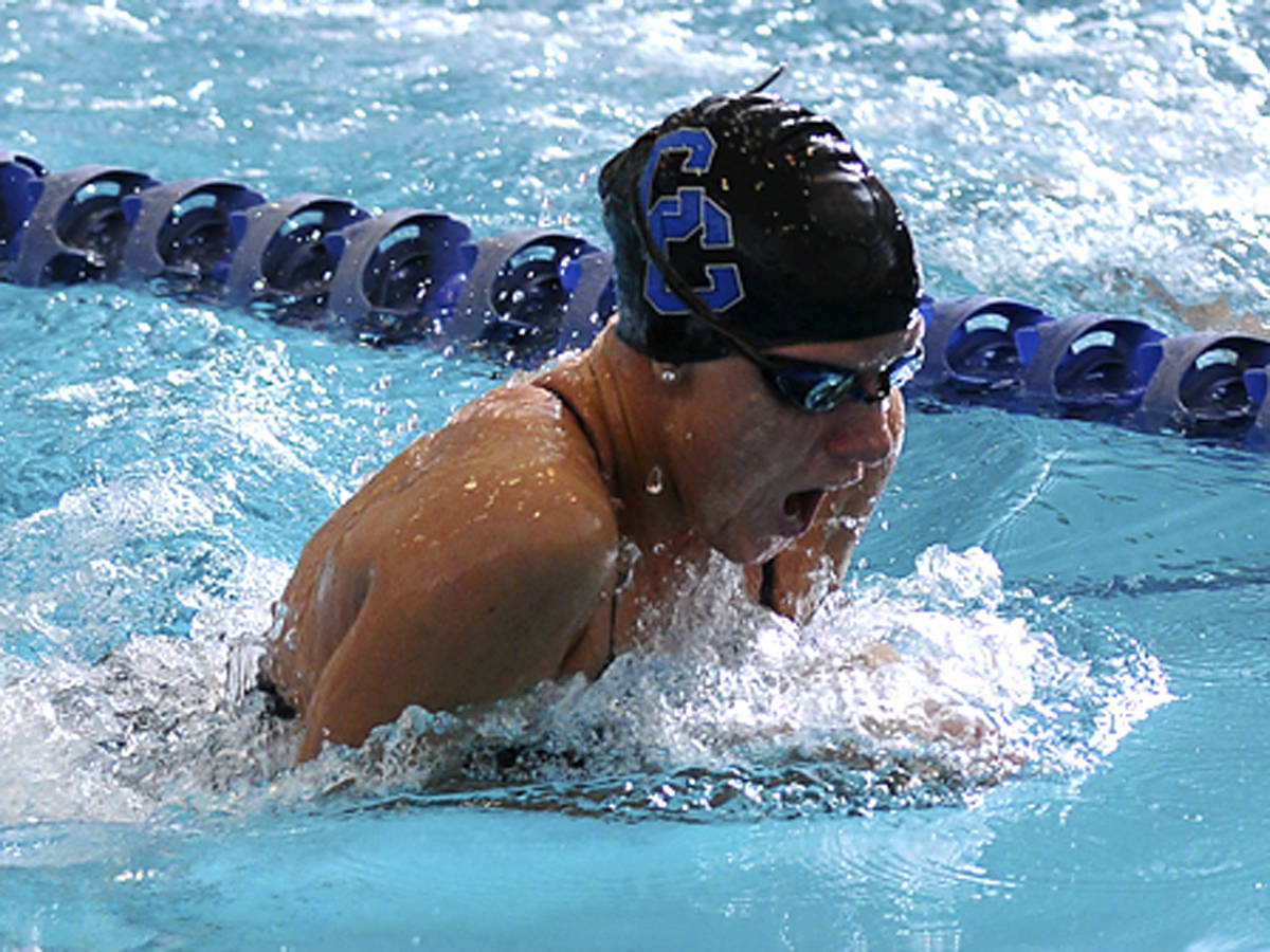 Swimming and Diving Falls to New Hampshire, 181-110