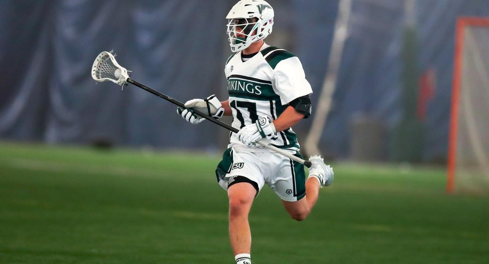 Ruditz Named to USILA Team of the Week