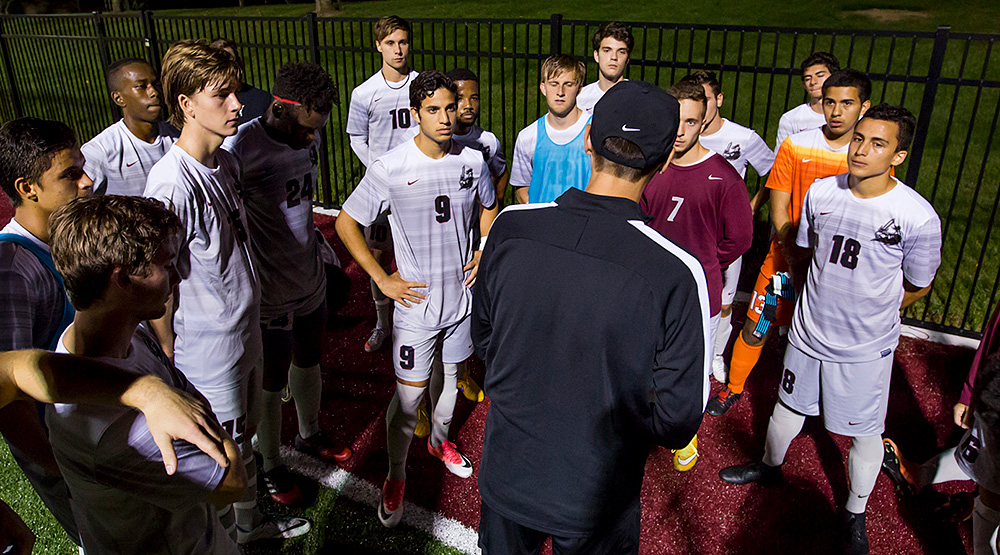 Manhattanville, men's soccer