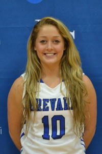 W. Basketball: Lauren Ward