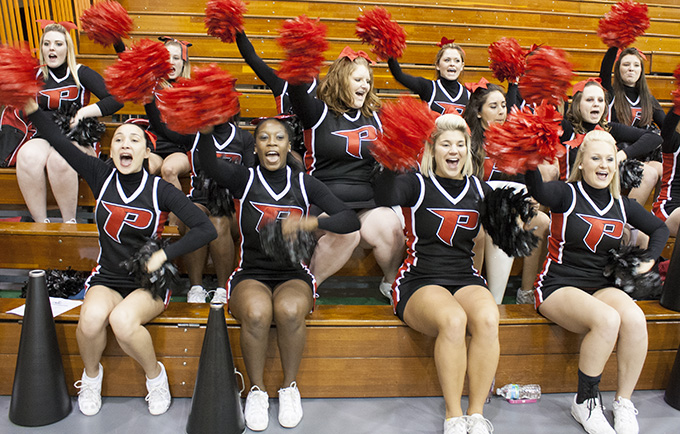 Polk State to host cheerleading tryouts