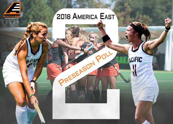 Field Hockey Takes Second Place in America East Preseason Poll