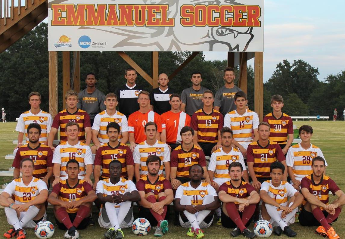 Men's Soccer Post-Season Interview