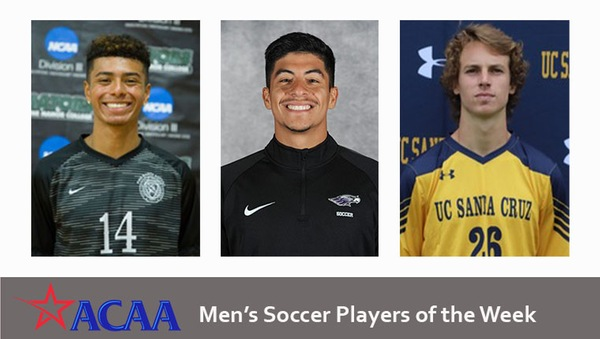 Uriel Roque Named ACAA Offensive Player of the Week