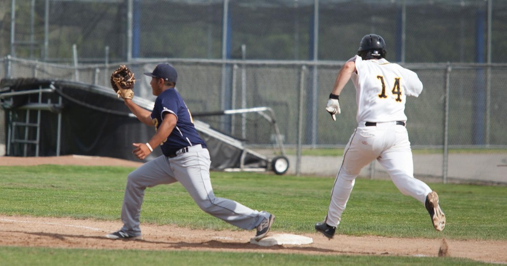 College of Marin Baseball Falls Late To College of Sequoias 2-1