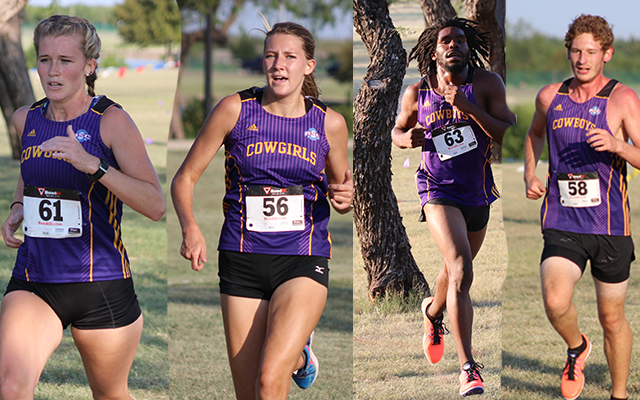 HSU Cross Country Competes In NCAA Regional