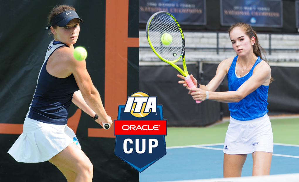 Harding, Gonzalez-Rico Set for ITA Oracle Cup