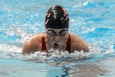 Storm set multiple school records at Mutual of Omaha