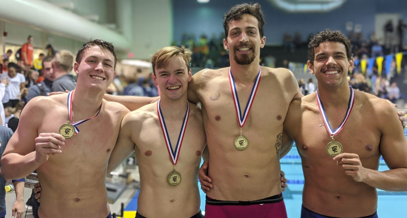 MEN CONFERENCE CAROLINAS CHAMPIONSHIPS DAY 1 – FINALS