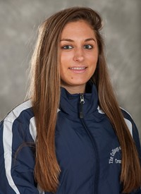 Fisher recognized as Association of Division III Independents women's cross country Runner of the Week