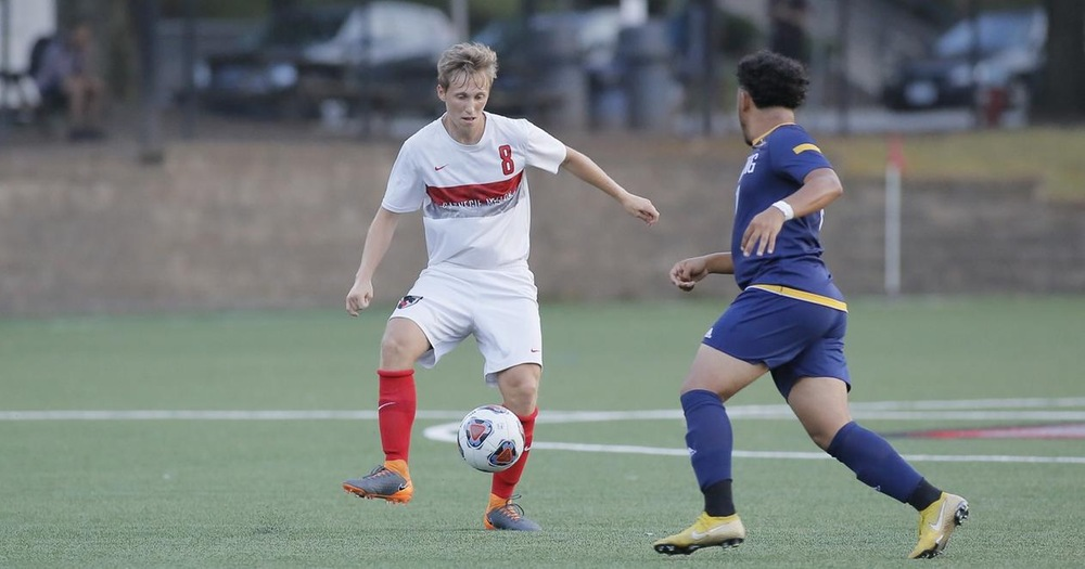 Tartans Battle to 2-1 Win at Home Against #20 Lycoming