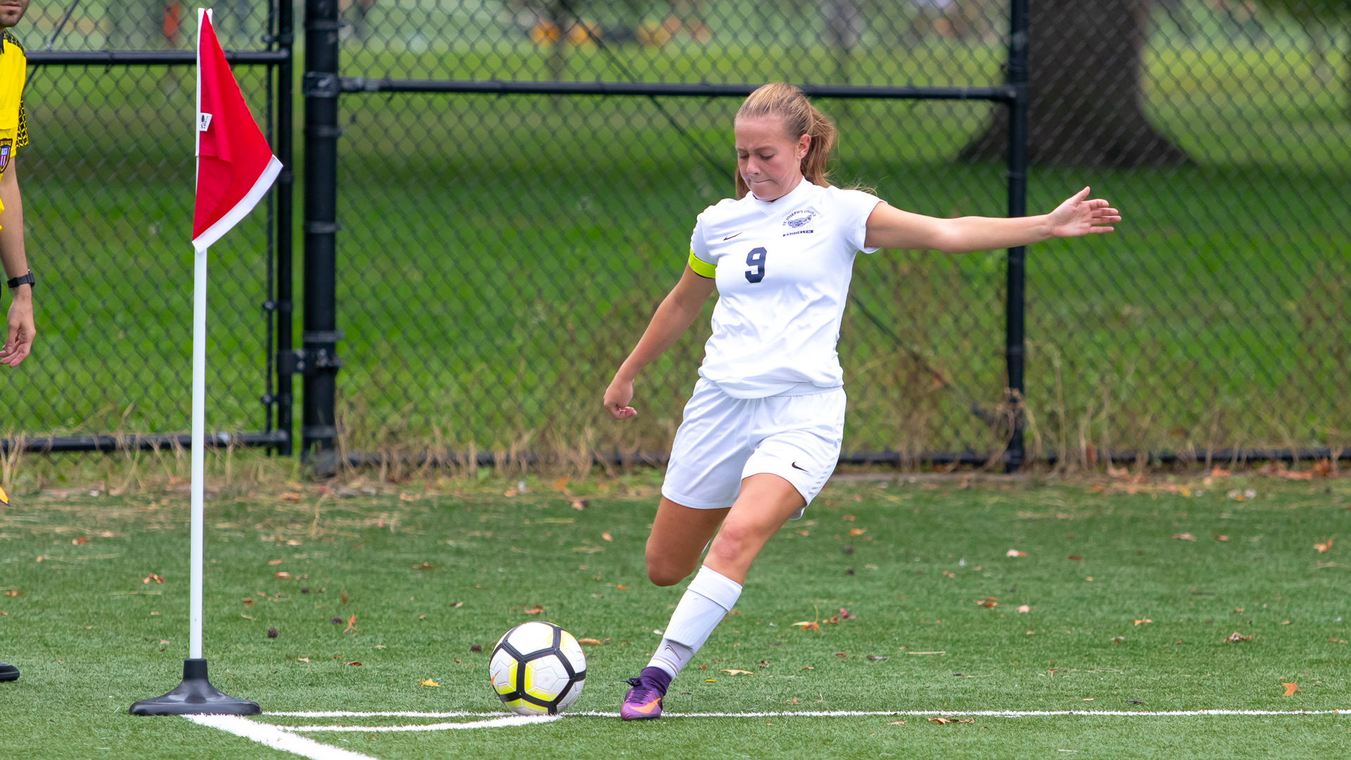 Sequeira's Brace Lifts Women's Soccer to Huge Skyline Victory Over Mount Saint Vincent